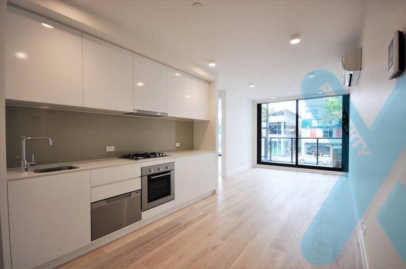 TWO BEDROOM APARTMENTS WITH TONES OF NATURAL LIGHT