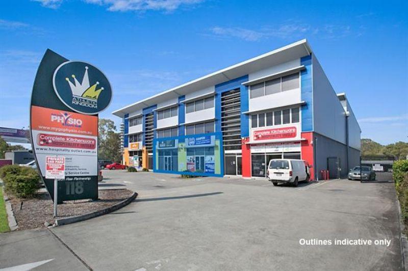 High Exposure Showroom on Busy Brisbane Road
