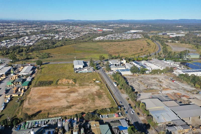 General Industrial Parcel with DA for Warehouse Facility