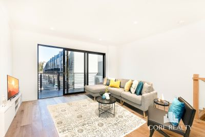 Brand New and Stylish Inner City Living!