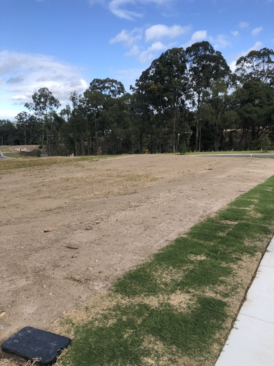 Lot 261 Lone Pine Road Upper Coomera - flat corner block