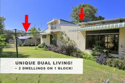 Dual Living! - 2 Homes for the price of 1!