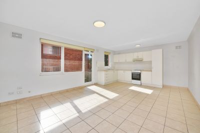 Sunny and Spacious 2 bedroom unit - priced to lease!