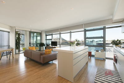 Luxury Living With Dual Views