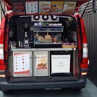 BR1260 - Café 2U Mobile Coffee Franchise Morabbin Airport