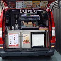 BR1260 - Café 2U Mobile Coffee Franchise Morabbin Airport