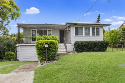 Cute Retro Post War Home on Amazing Block Nestled into the Hills of Chermside West with Side Access - Location Location Location!