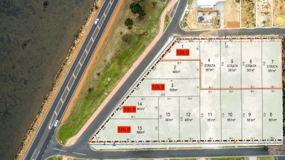 Proposed/Lot 8 Estuary Views Estate, Australind