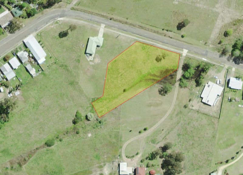 Vacant Acre Block with Development Potential