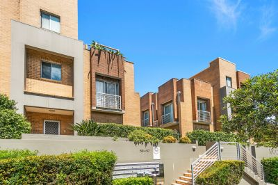 Terrace Style Four Level Townhouse 182sqm