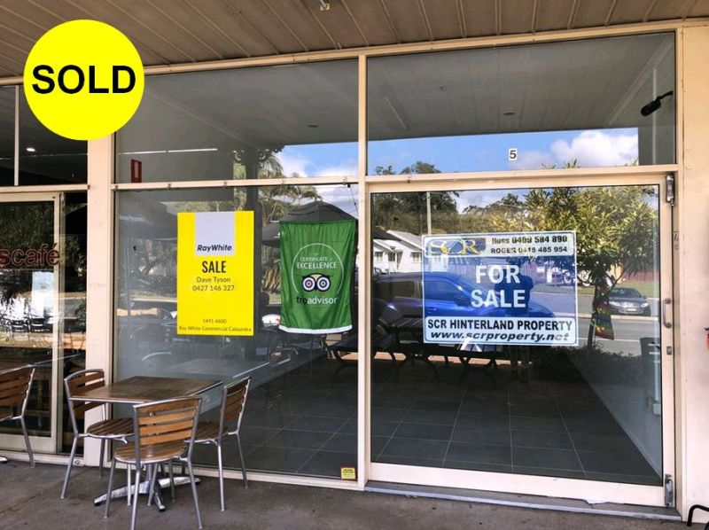 Very Affordable Retail Offered For Sale & Lease