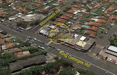 338sqm - Main Road Exposure with Rear Lane Access