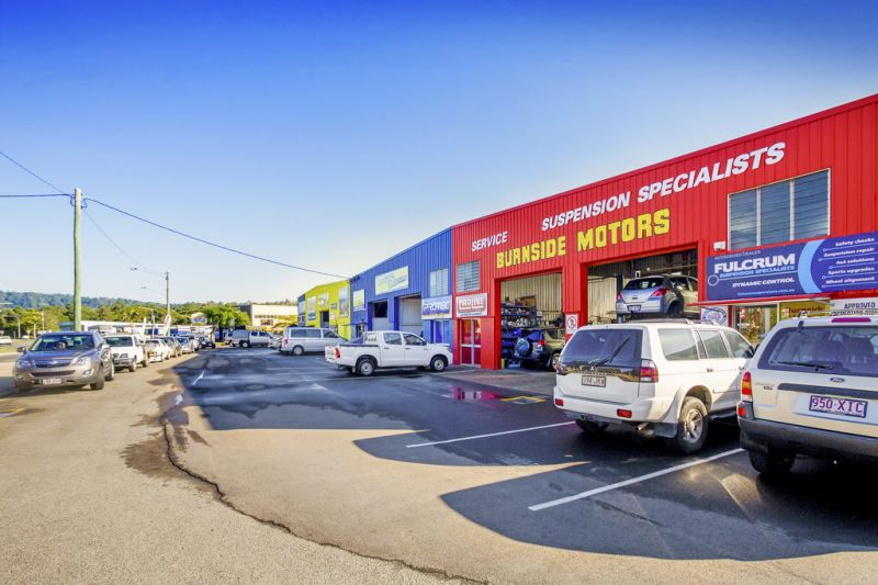 Expansive commercial property holding in Burnside offered for sale for the first time in many years
