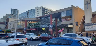 Located in the Heart of Chatswood,  Affordable rent with excellent retail exposure!!!