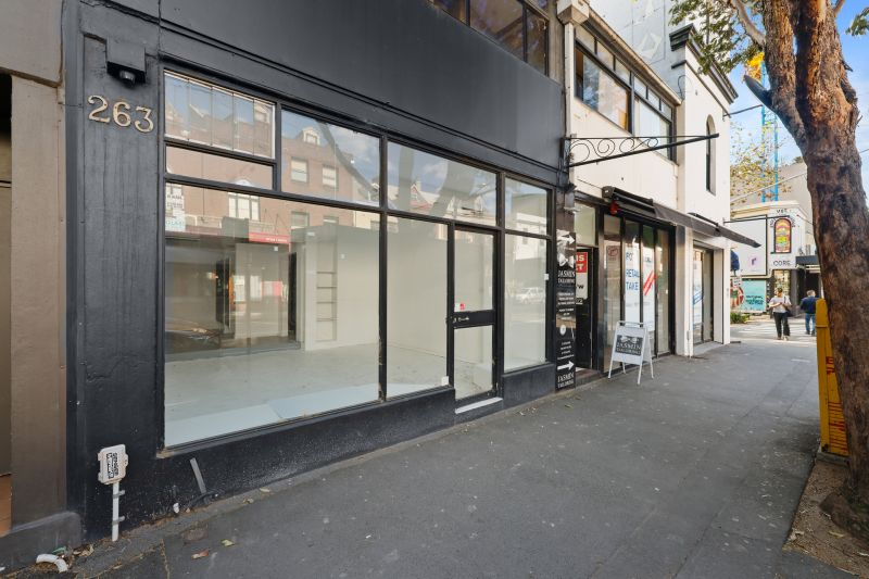 Flagship Commercial / Retail Terrace