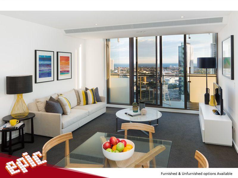 Epic: 21st Floor - Fantastic Central Living!