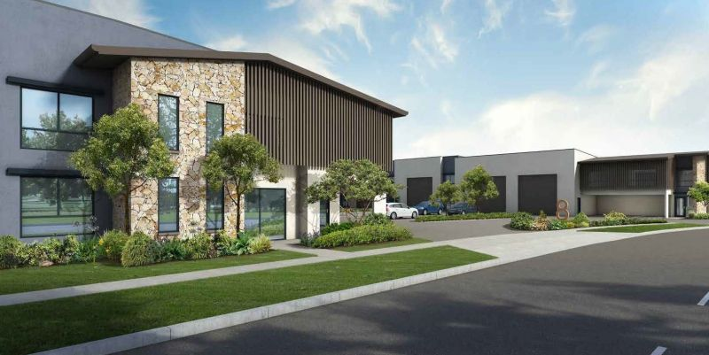 Trendy Warehouse In Brand New Complex