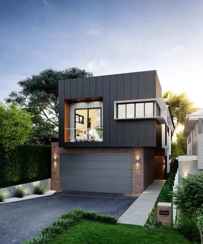 Fresh Contemporary Design