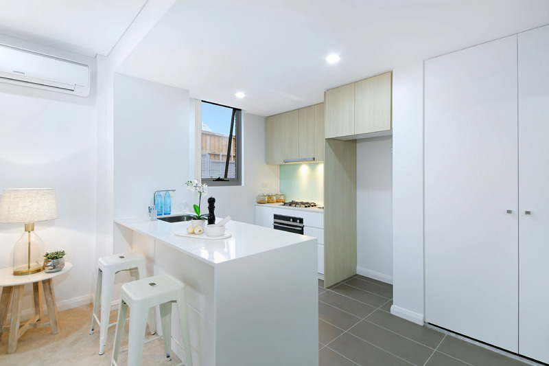 Beautiful Two Bedroom Apartment North Aspect!!!