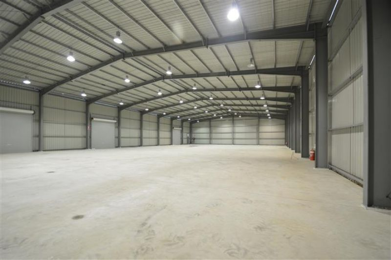 INDUSTRIAL INVESTMENT - 5 Year Lease