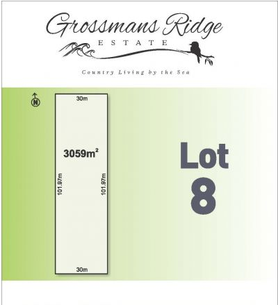 Lot 8/460 Grossmans Road, BELLBRAE