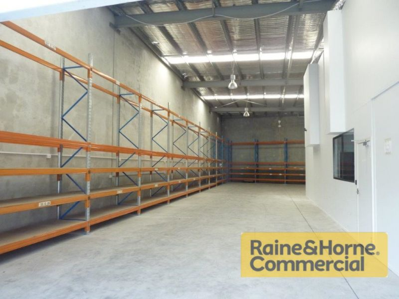 272sqm Affordable Clear Span Warehouse Space