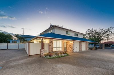 IMMACULATE PROPERTY IN HOSPITAL PRECINCT