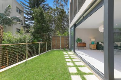 Exceptional Garden Apartment In Killara's Exclusive East-Side, Walk Rail
