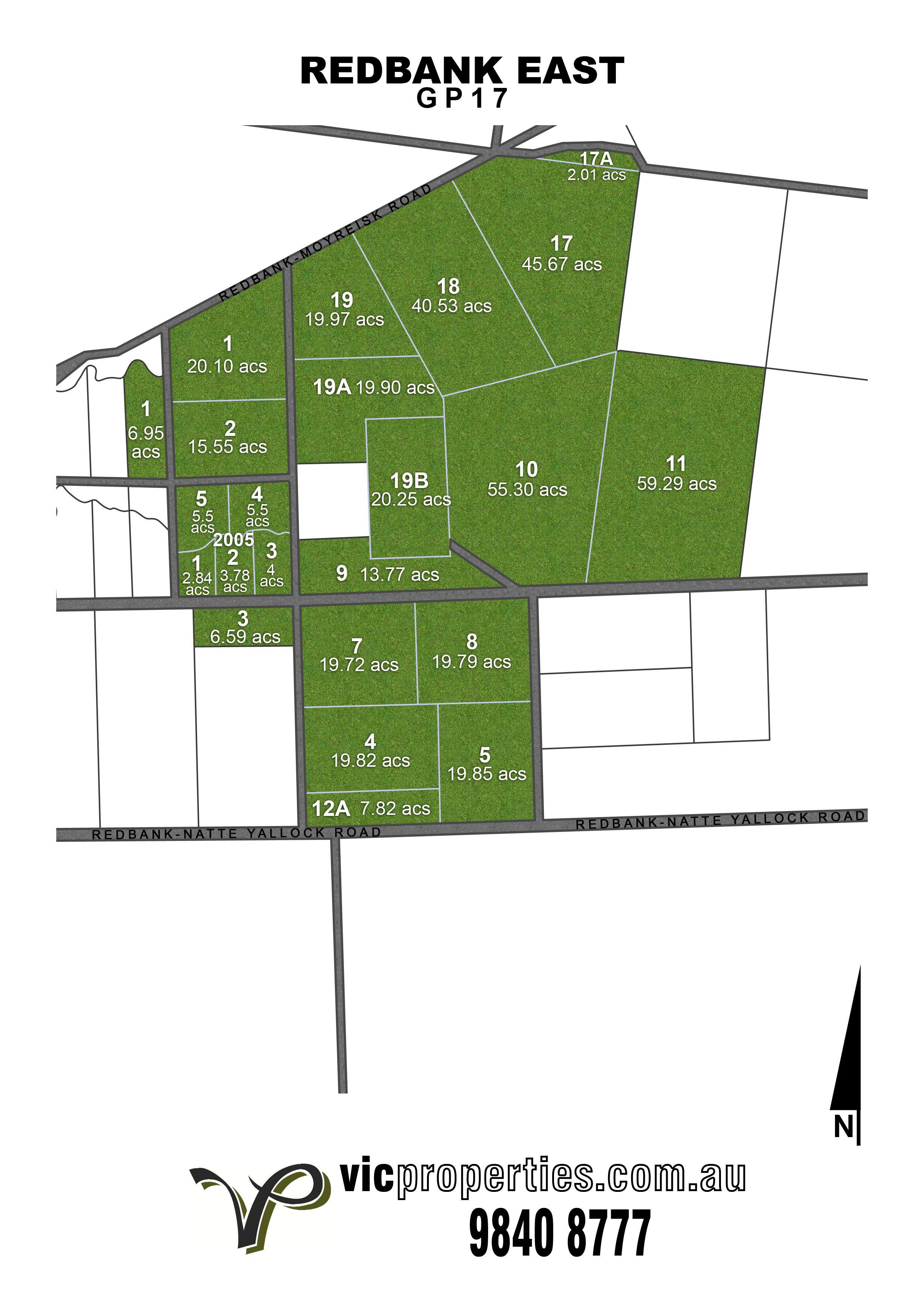 Lt 5 secJ/ Redbank-Natte Yallock Road, Redbank VIC 3477