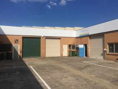 AFFORDABLE INDUSTRIAL UNIT - WARANA