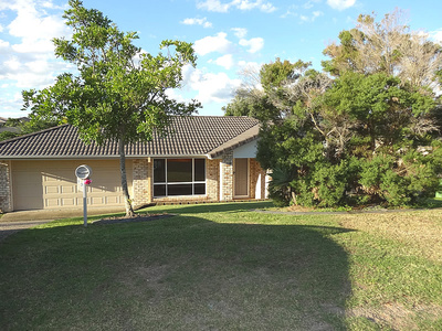 FOUR BEDROOM HOME ON 650m2 BLOCK