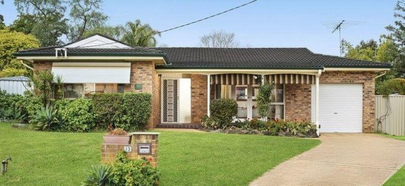 13 Ulandi Place, Winston Hills NSW 2153