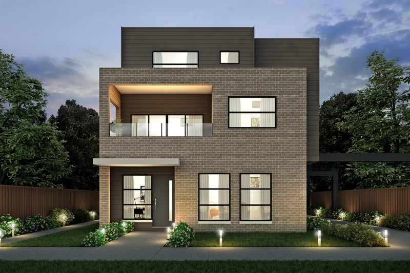 Modern Living, Townhouse