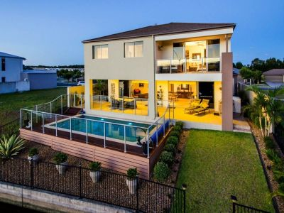 Immaculate Fully-Furnished Luxury Waterfront Home