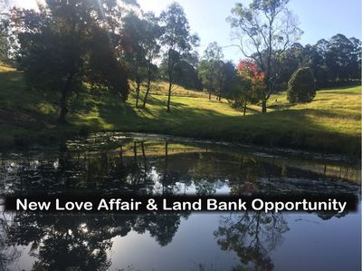 New Love Affair & Land Bank Opportunity
