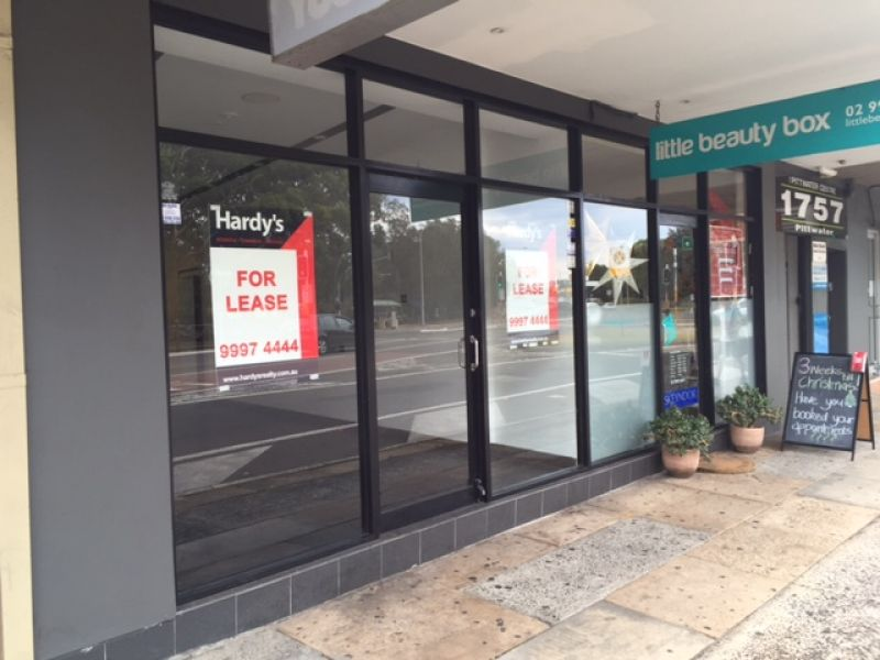 FANTASTIC MAIN ROAD EXPOSURE RETAIL SHOP - Price dropped !