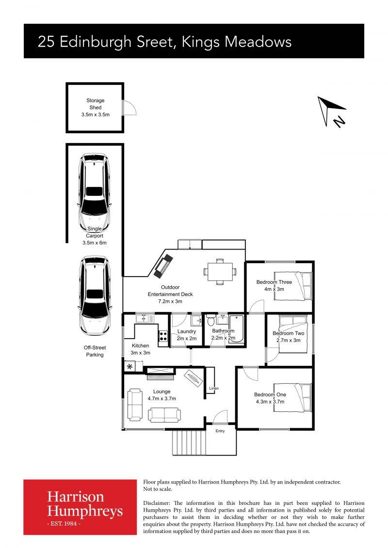 25 Edinburgh Street Floorplan