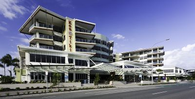 BRAND NEW FULLY FITTED OUT OFFICES | MAROOCHYDORE CBD