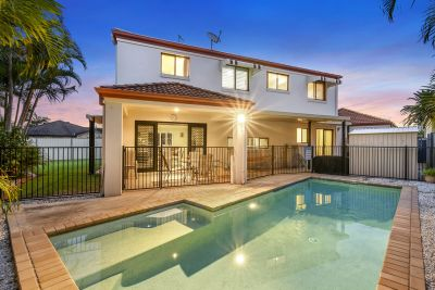 Well Presented Home with Tranquil Pool