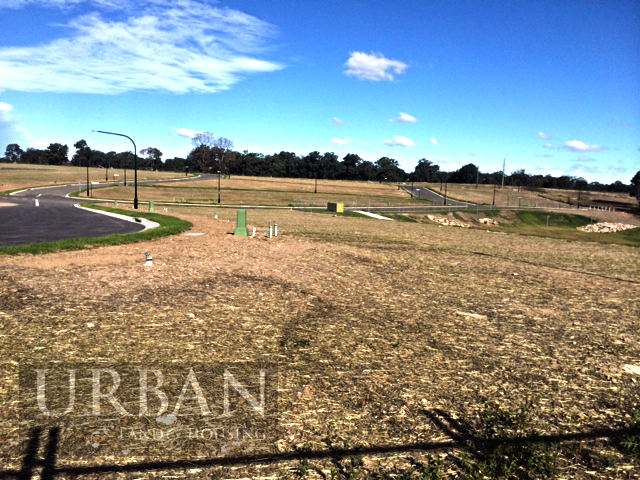 Schofields (Lot 8) Proposed Road | The Green at North Park