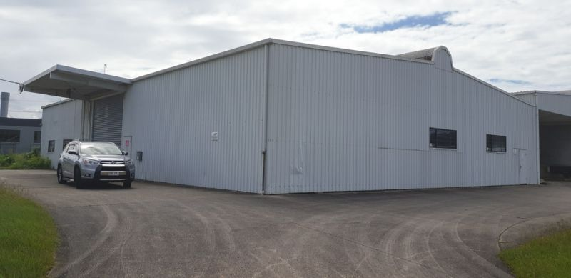 Stand Alone Industrial Warehouse - Caloundra