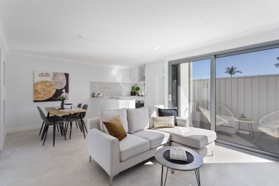 UNIT 7 IS UNDER OFFER - BRAND NEW LUXURIOUS AND HIGH END APARTMENTS!