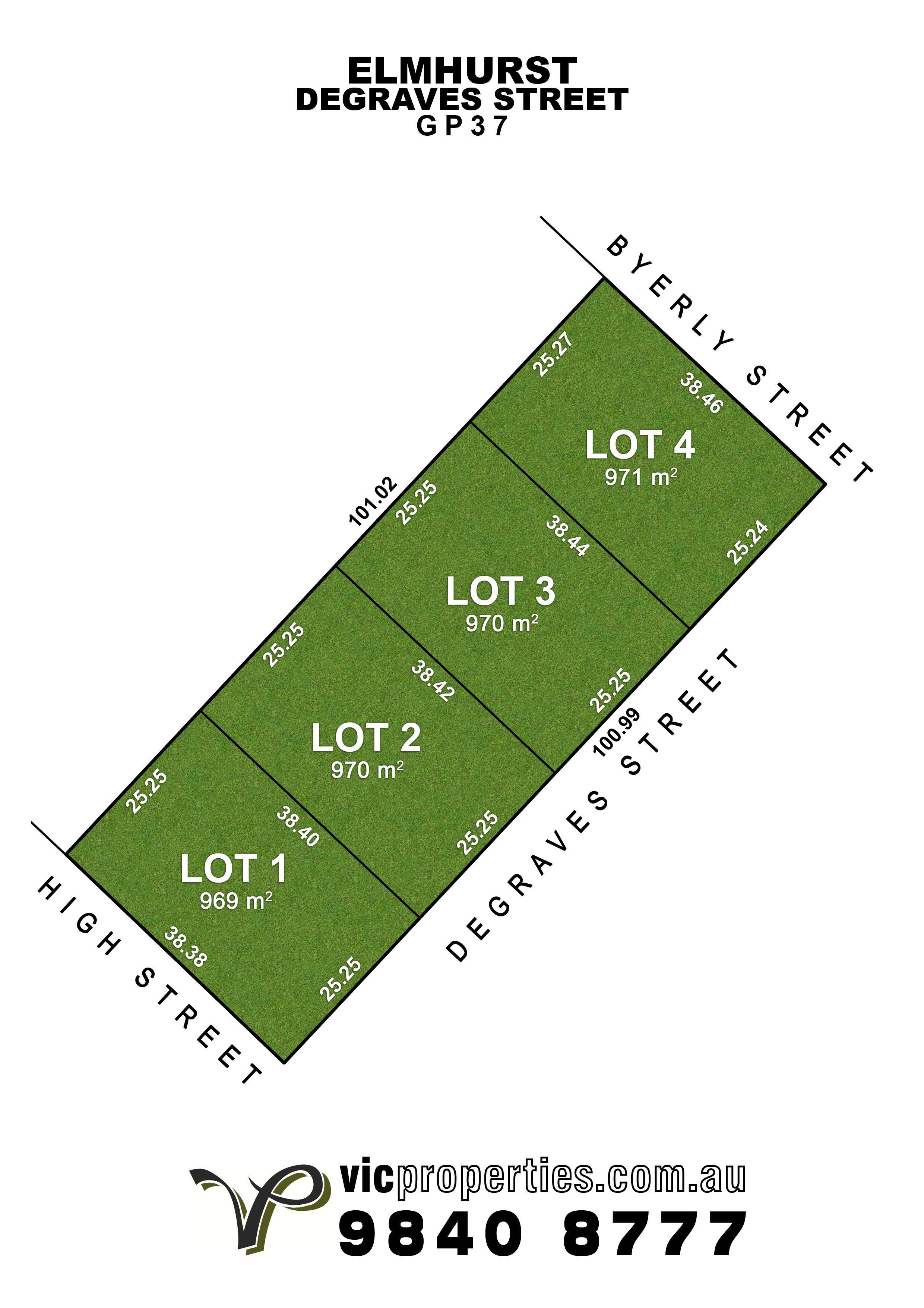 Lot 3/ Degraves Street, Elmhurst VIC 3469