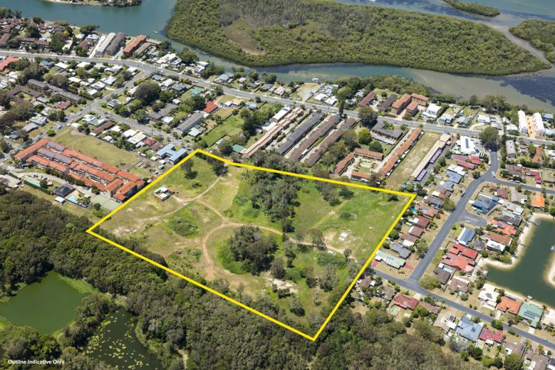 Approved 54 Lot Residential Subdivision - Tweed/Gold Coast Border