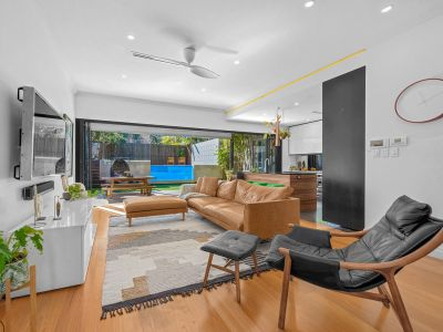 Ultra Modern Furnished Residence in the Heart of New Farm