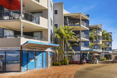 PRIME POSITION ON DICKY BEACH RETAIL STRIP