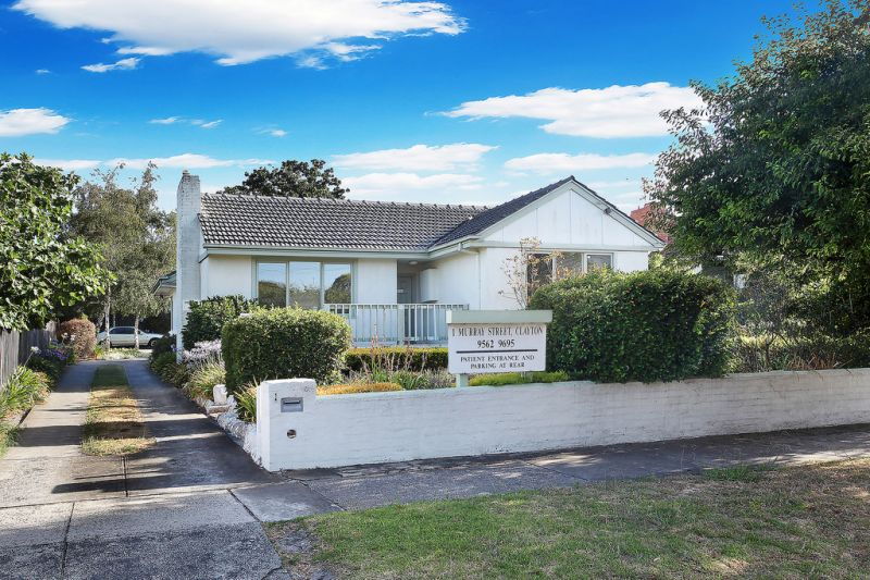 MEDICAL PREMISES – METRES FROM MONASH CLAYTON - LANDLORD OFFERING 2 MONTH RENTAL INCENTIVE*
