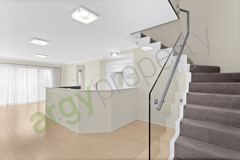 Leased this Stunning Penthouse in the heart of Kogarah