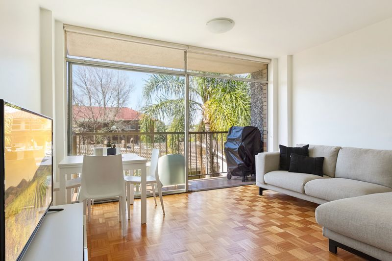 Light And Secluded Apartment In Central Location. Furniture available at additional cost