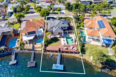 Wide Water Views – Prestige Location - Spacious Ocean Access Waterfront Retreat on Large Block - Potential Plus - No Body Corp Fees!
